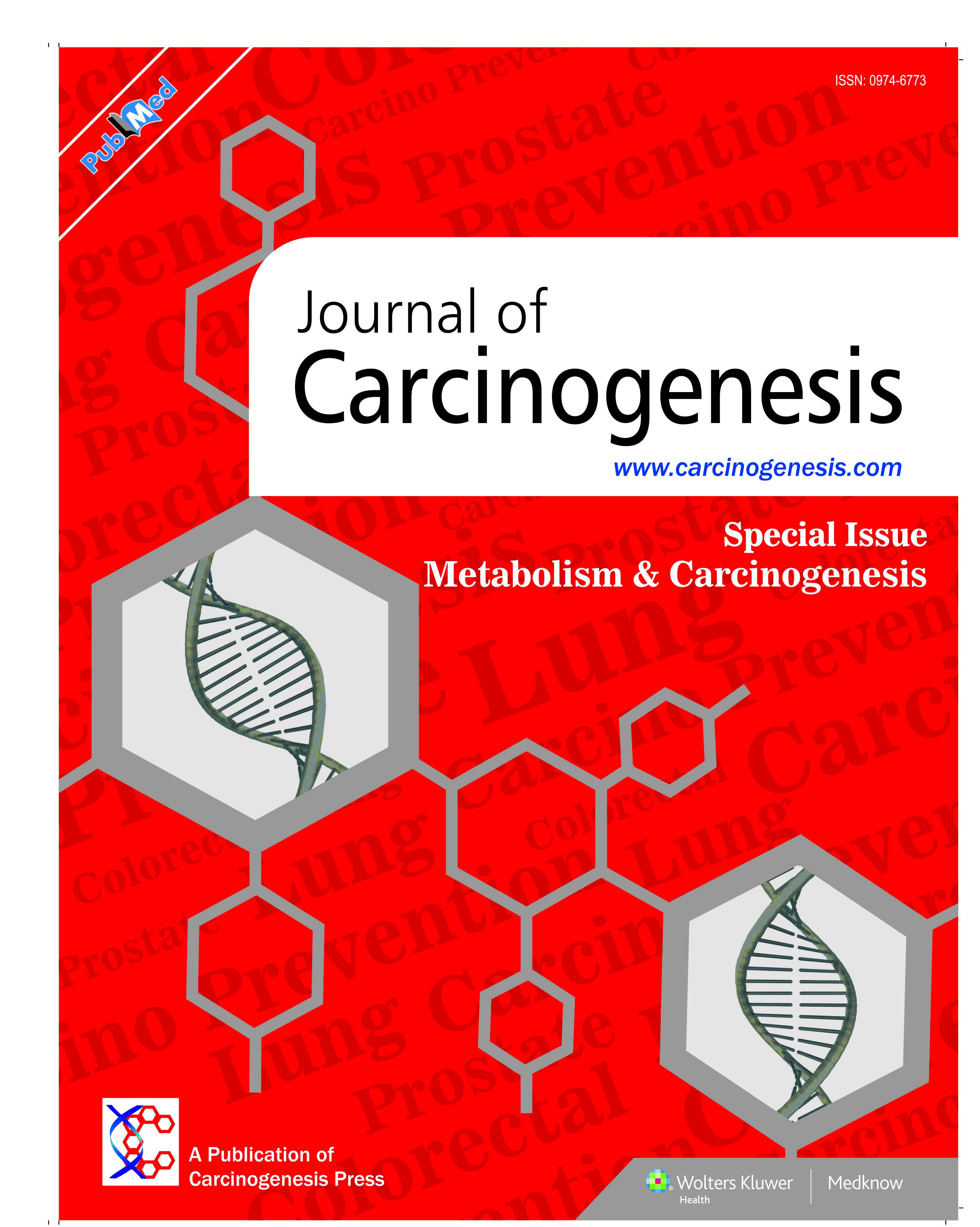 Metabolism and Carcinogenesis